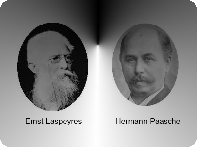 Laspeyres and Paasche