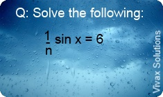 Maths Humour Three - | Vivax Solutions